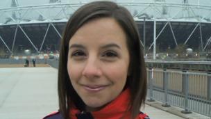 Olympics Games Maker Helen Gist