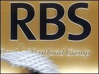 RBS group sign