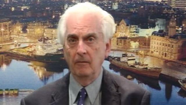 Prof Hugh Pennington