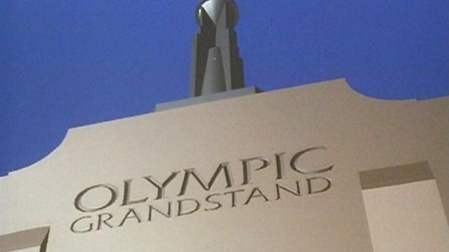 Olympic Grandstand