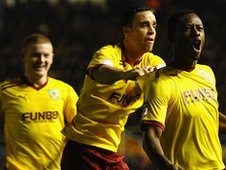 Brian Easton (L), Michael Duff and Marvin Bartley (R)