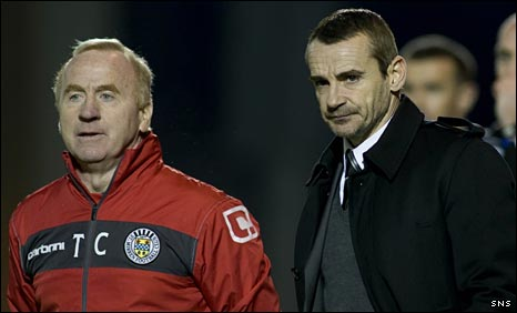 Tommy Craig and Danny Lennon