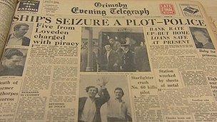 Grimsby Evening Telegraph, October 1966