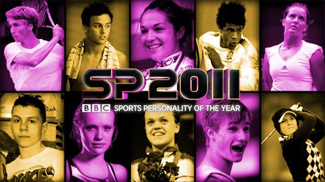 2011 BBC Young Sports Personality of the Year nominees