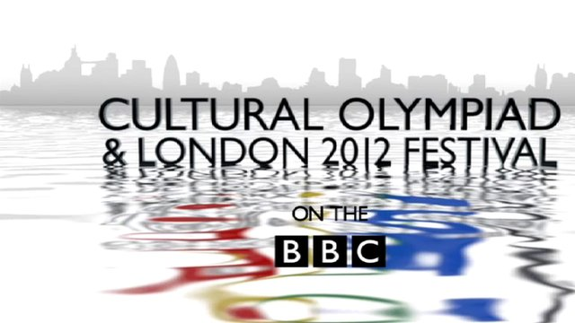Cultural Olympiad and London 2012 Festival logo
