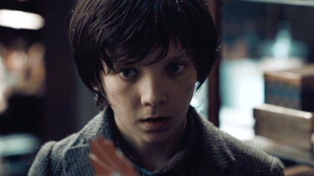 Film character Hugo