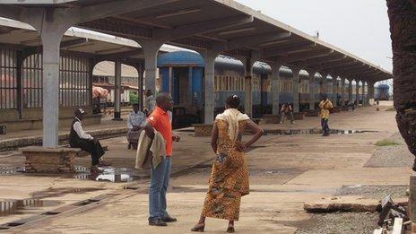 Lubumbashi station