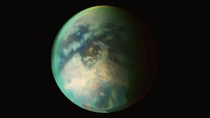 Titan (NASA/JPL/University of Arizona )