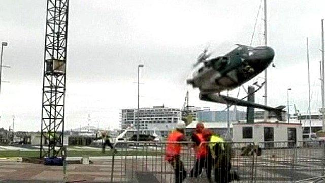 NZ helicopter crash
