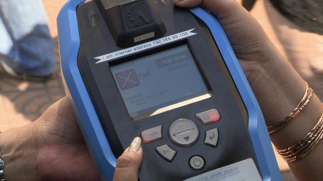 A drug detector