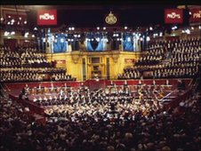 The Proms are the biggest classical music festival in the world