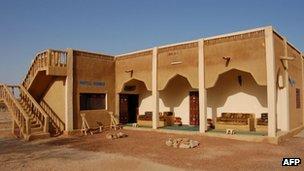Hotel Dombia in Hombori, Mali