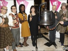 One London 2012 Festival project is to get everyone bell-ringing