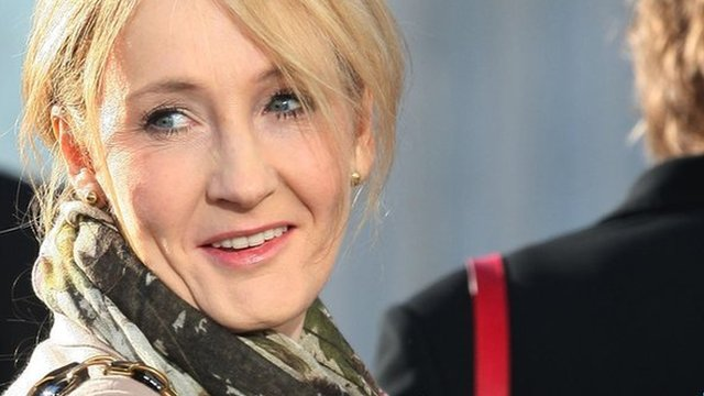 j k rowling essay All around the world people know the story of harry potter and the phenomenal success that the book series has had, but not everyone knows much about the.