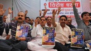 The Confederation of All India Traders, 22 Nov, Delhi