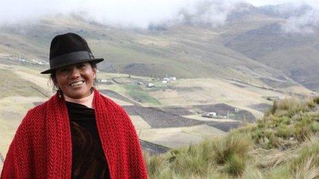 Fabiola Quishpe