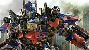 Transformers 3 has grossed over $1bn worldwide
