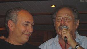 Chemi Peres, Yossi Vardi