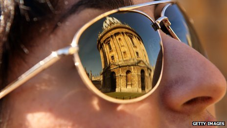 Student in Oxford