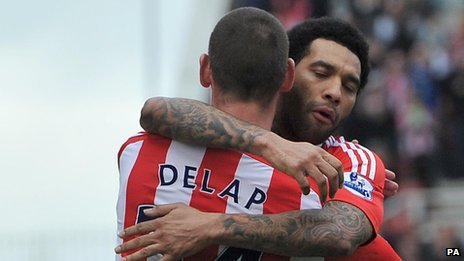 Delap and Pennant
