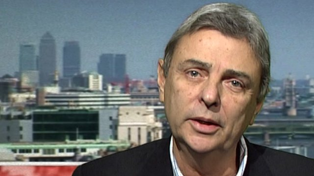 Unison leader Dave Prentis 