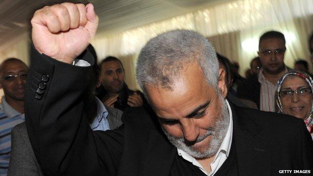 PJD leader Abdelilah Benkirane