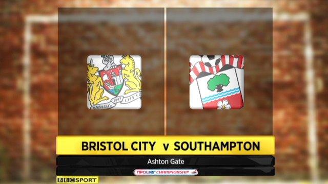 Highlights - Bristol City 2-0 Southampton
