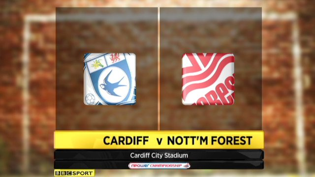 Highlights - Cardiff 1-0 Nott'm Forest