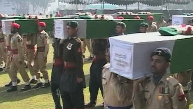 Funerals in Pakistan