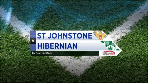 Highlights - St Johnstone 3-1 Hibernian