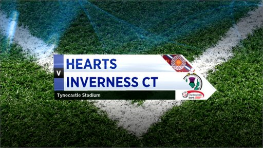 Highlights - Hearts 2-1 Inverness CT