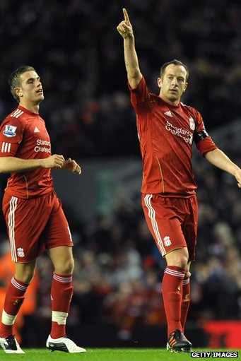 Charlie Adam (right)