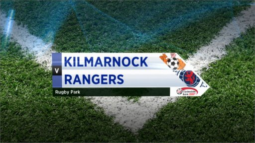 Highlights - Kilmarnock 1-0 Rangers