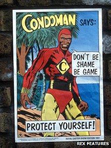 Australia's Captain Condom