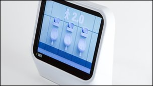 Urinal console