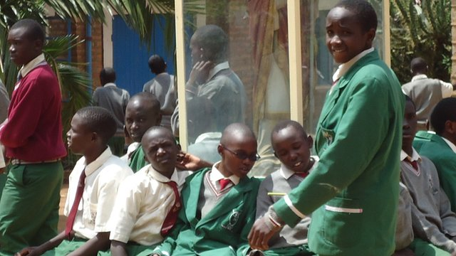 Kenyan school selects their date for the Jubilee Time Capsule