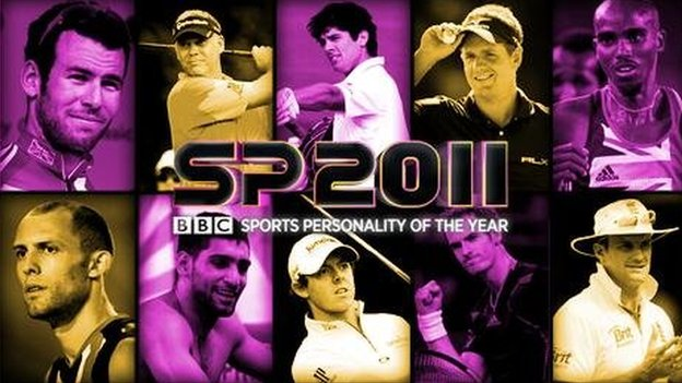 BBC Sports Personality of the Year 2011