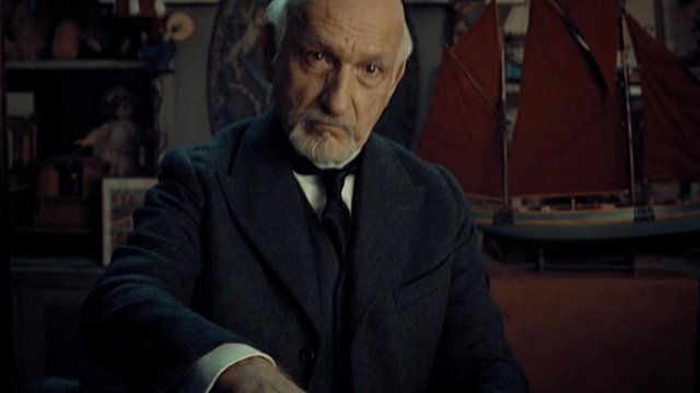 Sir Ben Kingsley in Hugo