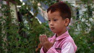Hazara boy in Quetta