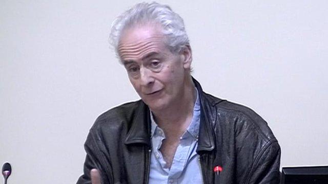 Guardian reporter Nick Davies