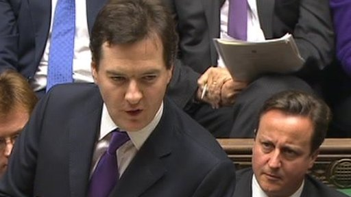 Chancellor George Osborne