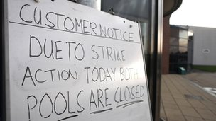 strike notice