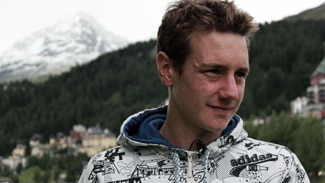 Alistair Brownlee, British triathlete