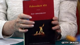 Fahrenheit 451 book