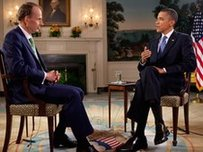 President Obama on The Andrew Marr Show