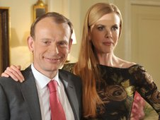 Andrew Marr and Nicole Kidman.
