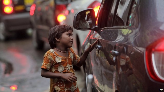 essay on poverty a big challenge for india Overpopulation in india – causes,  poverty and illiteracy:  if our government make good strategies we can use our big population to increase our country's.