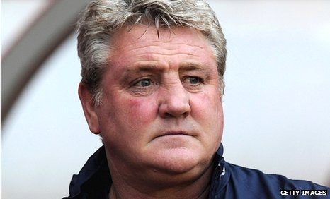 Steve Bruce