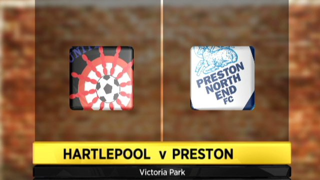 Hartlepool 0-1 Preston