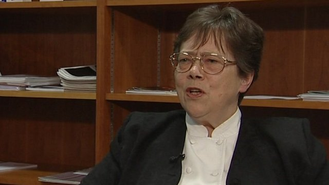 LSE director, Professor Judith Rees